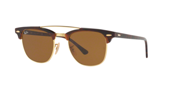 Ray Ban RB 3186 Clubmaster Doublebridge 990/33