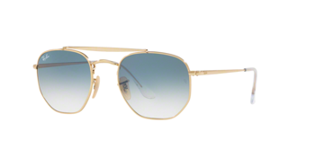 Ray Ban Rb 3648 The Marshal 001/3F