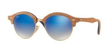 Ray Ban Rb 4246M Clubround Wood 11807Q
