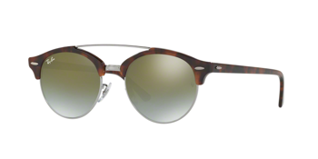 Ray Ban Rb 4346 Clubround Double Bridge 62519J