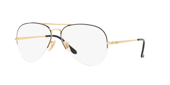 Ray Ban Rx 6589 Aviator Gaze 2946