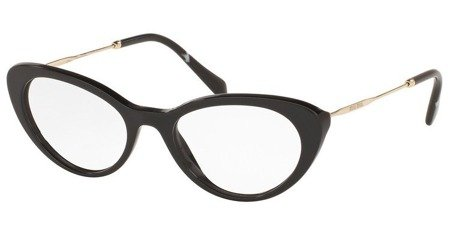 Okulary Korekcyjne Miu Miu Core Collection Mu 05Rv 1Ab1O1