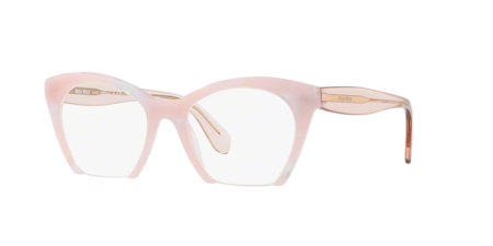 Okulary Korekcyjne Miu Miu Mu 03Qv Core Collection Sqt1O1