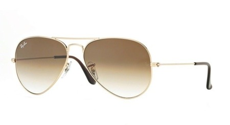 Ray Ban Rb 3025 Aviator Large Metal 001/51