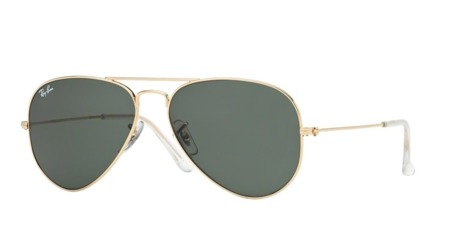Ray Ban Rb 3025 Aviator Large Metal W32/34