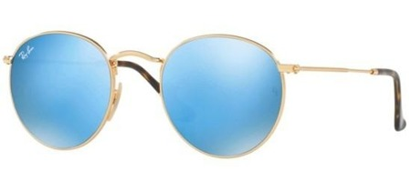 Ray Ban Rb 3447N Round Metal 001/9O