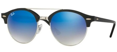 Ray Ban Rb 4346 Clubround Double Bridge 6250/7Q
